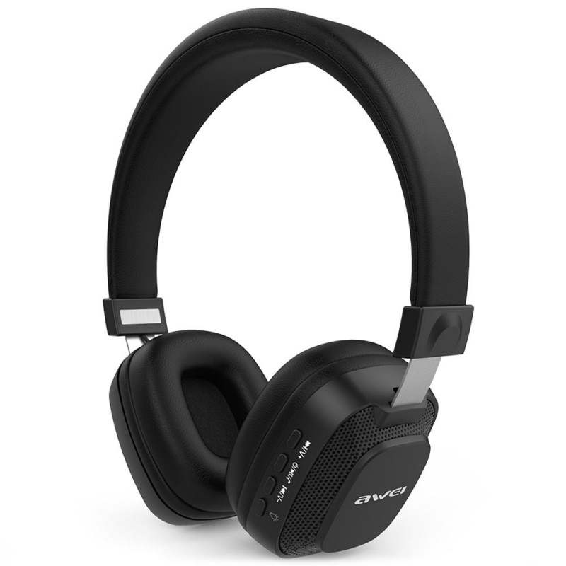 ff5c04a2566 AWEI A760BL Bluetooth Stereo Sound Noise reduction headset with mic