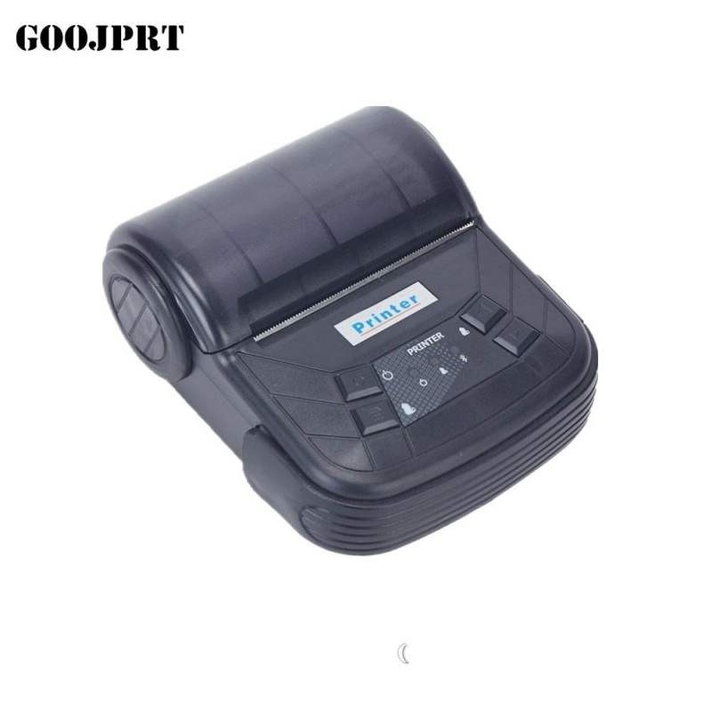 Goojpart 80mm Bluetooth Thermal Printer Compatible with ESC/POS Print  Commands for Windows Android iOS