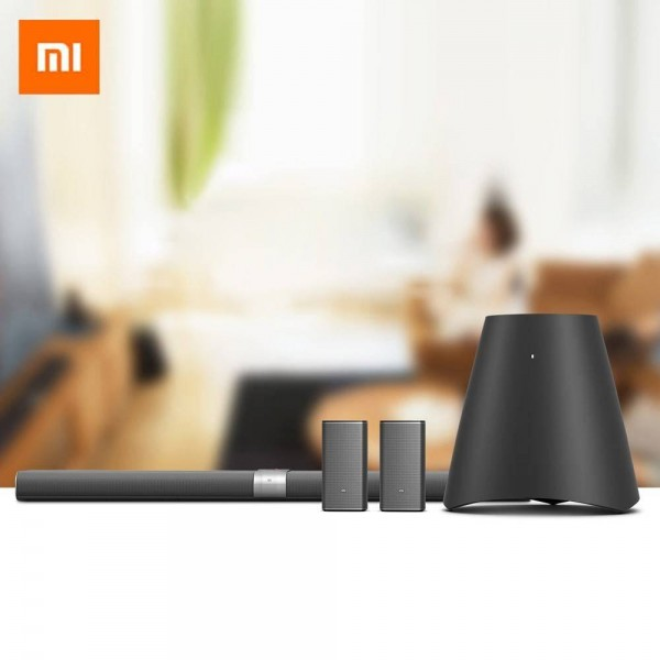 Xiaomi Mi Home Theater TV Speaker Wireless Soundbar Bluetooth Sub-woofer Stereo Sound Box with Smart AI System