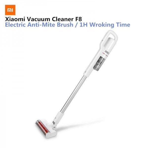 Xiaomi Roidmi F8 Smart Vacuum Cleaner With Wifi App Remote Control With Led Night Light For Xiaomi Smart Home Kit