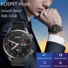 New Launch - KOSPET Hope 4G Smartwatch