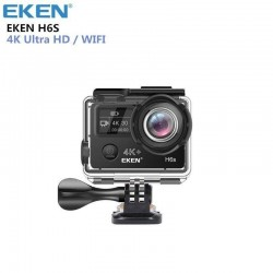 EKEN H6S Action Camera Ultra HD 4K WiFi EIS Electronic Image Stabilization Go Waterproof 1080P Pro Sport DV Camera