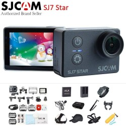"SJCAM SJ7 Star Action Camera 4K 30fps 2.0"" Touch Screen Remote Ultra HD Ambarella A12S75 30M Waterproof Sports Camera"