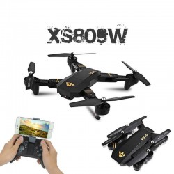 Visuo XS809W XS809HW Mini Foldable Selfie Drone