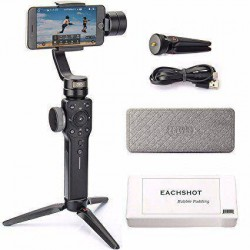 Zhiyun Smooth 4 - 3 Axis Gimbal for Smartphones and Cameras (Black)