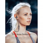 Awei X670BL Wireless Earphones Waterproof Bluetooth Headphones Surround Sound Sports Headset with Microphone for Mobile Phones