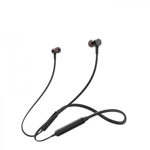 Awei G10BL Stereo Bluetooth Wireless Sports Earphones Neckband Wireless Magnetic Absorption Earbuds With MIC Noise Cancelling