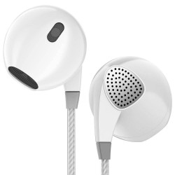 PTM IM4 Stereo Super Bass In-Ear Earphone for Mobile Phone Xiaomi Handfree