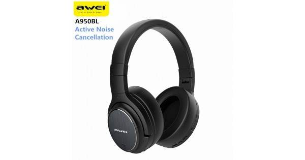 Awei A950BL ANC Noise Cancelling Wireless Earphone – Rs 8050.847458  Available in India. 9bfb86ed8f41c