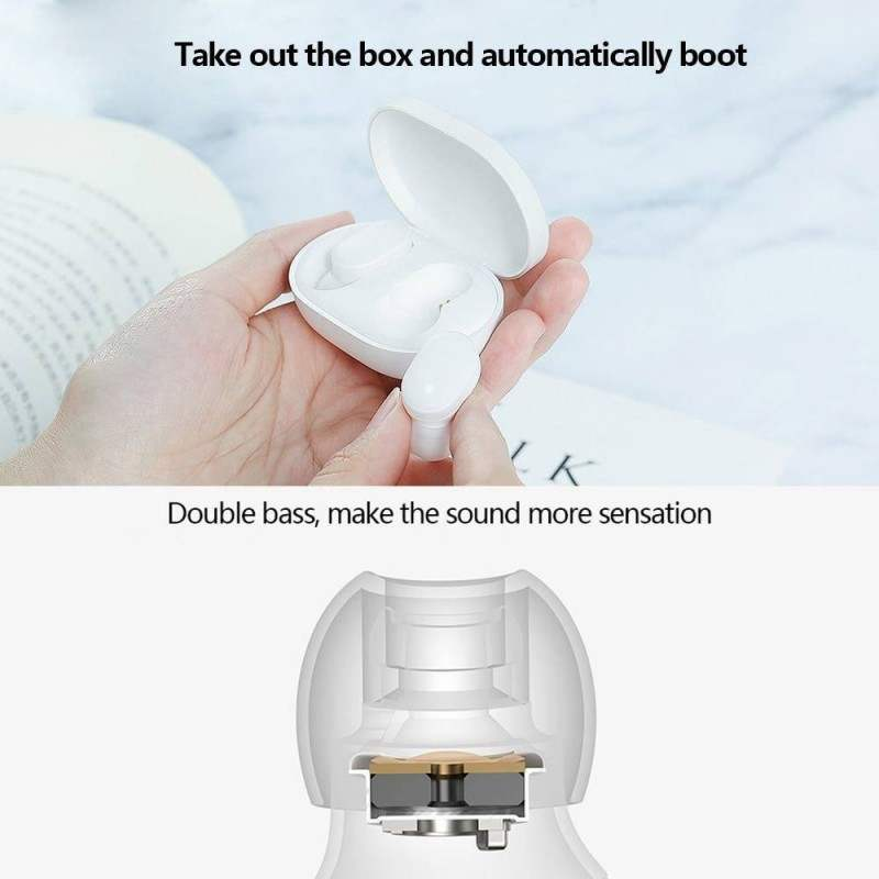 Xiaomi Airdots Bluetooth Earphone Rs 4790 Available In India