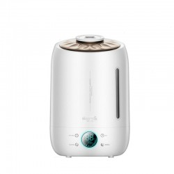 Xiaomi Deerma Air Humidifier Aroma Diffuser Oil Ultrasonic Fog 5L Quiet Aroma Mist Maker LED Touch Screen Home Water Diffuser