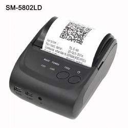 Bluetooth Thermal Printer 58mm Mini Bluetooth Thermal Receipt Printer