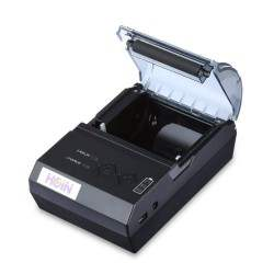 HOIN HOP - E200 Mini USB/Bluetooth Thermal Printer Receipt Printing Machine With Thermal Paper 1500mAh Li Battery