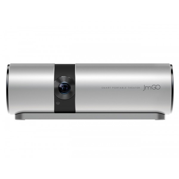 JMGO P2 Portable DLP Projector 250 ANSI Lumens Built-in 15600mAh Lithium Battery Android HD Projector WIFI Bluetooth Speaker