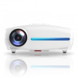 WZATCO S2  Native 1080p Full HD LED Home Theater Projector 5500 Lumens