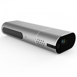 WZATCO K4 Pocket DLP Android 6.0 Projector 100 ANSI Lumens
