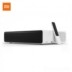 "Xiaomi Mi Laser Projector 5000 Lumens Ultrashort Throw 150"" Screenless TV 4K HDR Dolby DTS"
