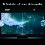 Xiaomi Mi 4K Laser Projection TV Home Theater 150 Inch Wifi Bluetooth English Interface 3D Projector HDR Support DTS ( Reboxed )