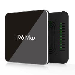H96Max X2 Android 8.1 Wifi Bluetooth H.265 4K TV BOX
