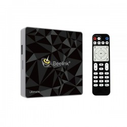 Beelink GT1 Ultimate TV Box  Android 7.1 2.0GHz,Octa Core Ultimate  Amlogic S912 Octa Core CPU Bluetooth 4.0 Media Player