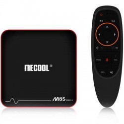 MECOOL M8S PRO W Smart TV Box Android 7.1 Amlogic S905W TV Box 1GB 8GB 2.4G WiFi Bluetooth Set Top Box With IR Remote Control