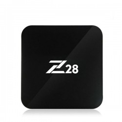 Z28 Android Smart TV Box 2G 16G RK3328 Quad Core 64Bit Android 7.1 Boxes H.265 UHD 4K VP9 HDR 3D Media Player Set-top Box