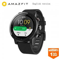 Xiaomi Huami Amazfit Stratos Pace 2 Smart Watch (English Version)