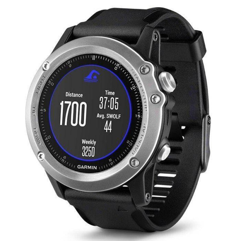 Garmin Fenix 3 Hr Bluetooth Smart Watch Rs 38900