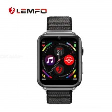 Digicartz Launches LEMFO LEM 10 4G LTE Smartwatch Phone in India