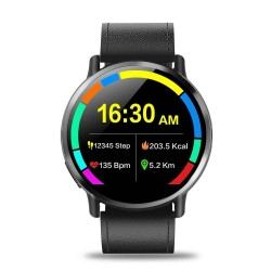 LEMFO LEM X 4G Smart Watch Android 7.1 With 8MP Camera GPS 2.03 inch Screen 900Mah Battery Sport Business Strap