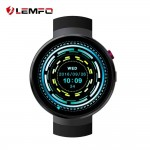 LEMFO LEM7 4G Android 7.0 Smart Watch 1GB + 16GB 2MP Camera GPS 580Mah