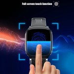 LEMFO TF9 1.3 Inch Full Screen Touch Smart Watch IP67 Waterproof Heart Rate Monitor Blood Pressure 180mah Battery Smartwatch
