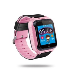 "M05 Kids Smart Watch GPS Locator Tracker 1.44"" TFT Screen Smartwatch SIM Remote Voice Monitoring Calls SOS Alarm for iOS Android"