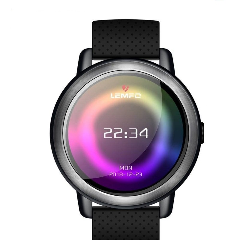 1525d0edd LEMFO LEM 8 4G Smart Watch with android 7.1