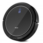 Inlife I7 Intelligent Robotic Vacuum Cleaner With Strong Suction Automatic Charging Remote Control Dust Sterilize Cleaner