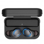 Awei T3 TWS Binaural Bluetooth 5.0 Wireless In-Ear Stereo Earbuds With Mic And Charging Dock