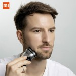 Xiaomi Youpin ENCHEN BlackStone Shaver 3D Head Intelligent Anti-clip Shaver Long Duration