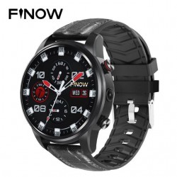2019 New Finow X7 4G Smart Watch MTK6739 Android 7.1 Quad Core 1.39 Inch AMOLED 2MP